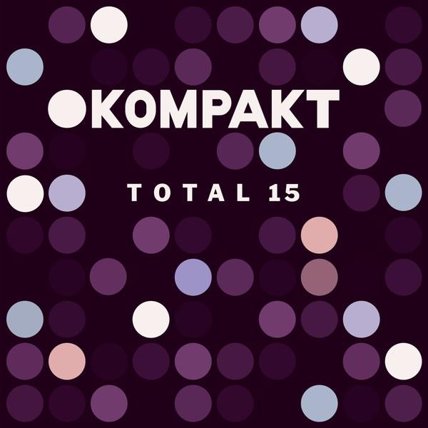 V/A, kompakt total vol. 15 cover