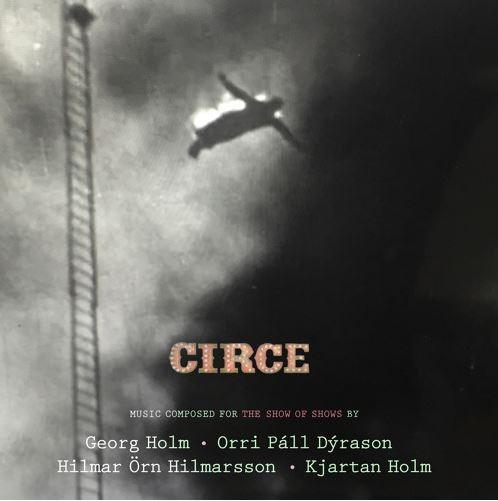GEORG HOLM/ORRI PALL DYRASON (SIGUR ROS), circe cover