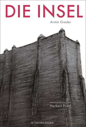 Cover ARMIN GREDER, die insel
