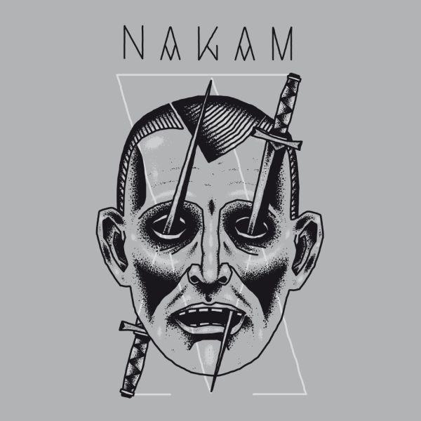 NAKAM, s/t cover