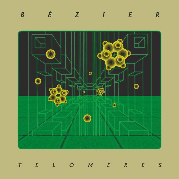 Cover BEZIER, telomeres