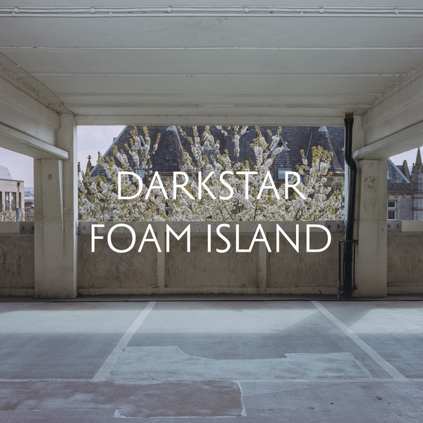 Cover DARKSTAR, foam island