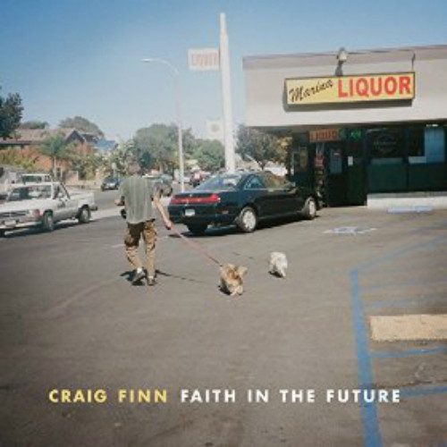 Cover CRAIG FINN, faith in the future