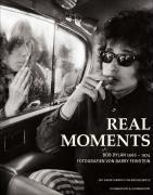 Cover BOB DYLAN, real moments-fotografien 1966-1974