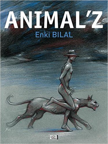 ENKI BILAL, animal´z cover