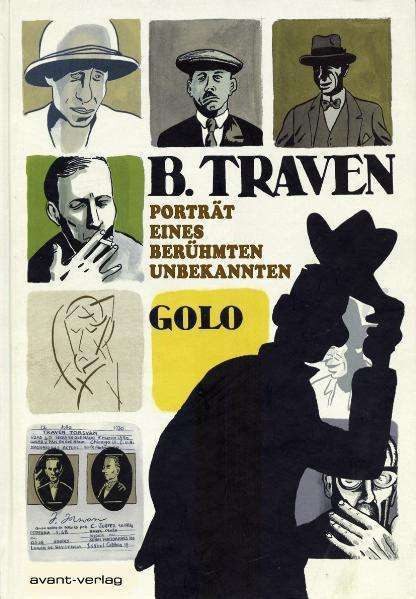 GOLO, b. traven cover
