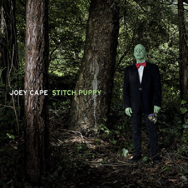 JOEY CAPE, stitch puppy cover