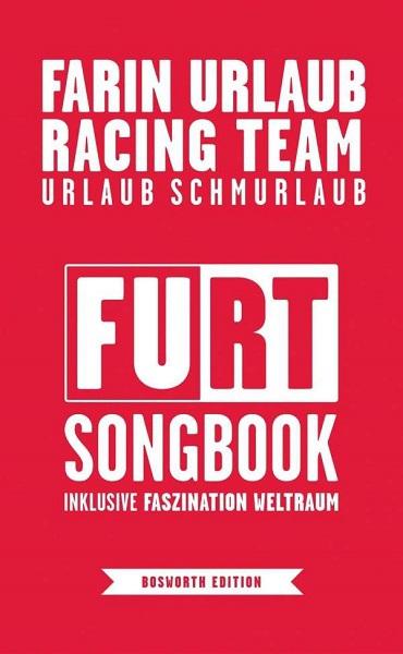 FARIN URLAUB RACING TEAM, songbook cover