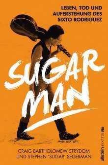 "STEPHEN ""SUGAR"" SUGERMAN, sugar man cover"