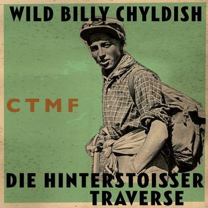 Cover BILLY CHILDISH & CTMF, die hinterstoisser traverse