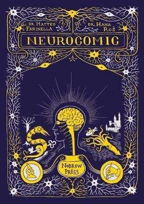 HANA ROS/MATTEO FARINELLA, neurocomic cover