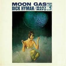 DICK HYMAN / MARY MAJO, moon gas cover