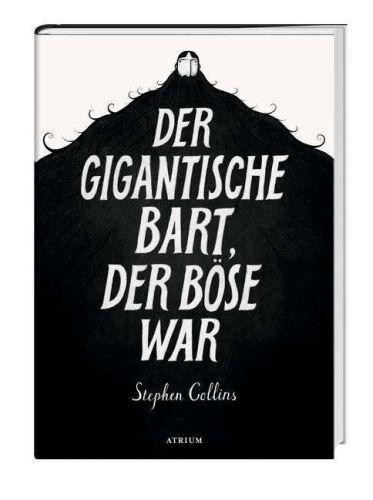 STEPHEN COLLINS, der gigantische bart, der böse war cover