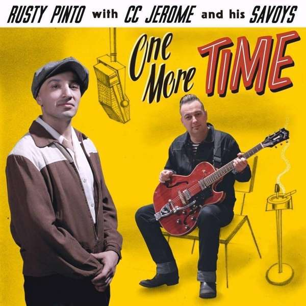 RUSTY PINTO & CC JEROME, one more time cover