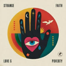 Cover STRANGE FAITH, love and poverty
