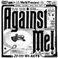 Cover AGAINST ME!, 23 live sex jam