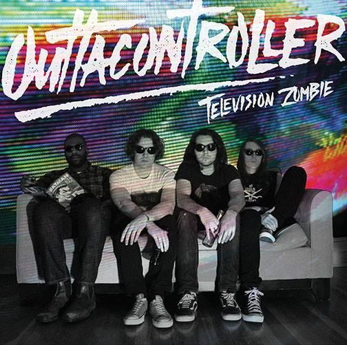 Cover OUTTACONTROLLER, television zombie