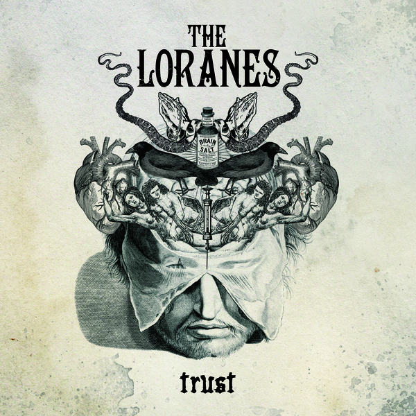 LORANES, trust cover