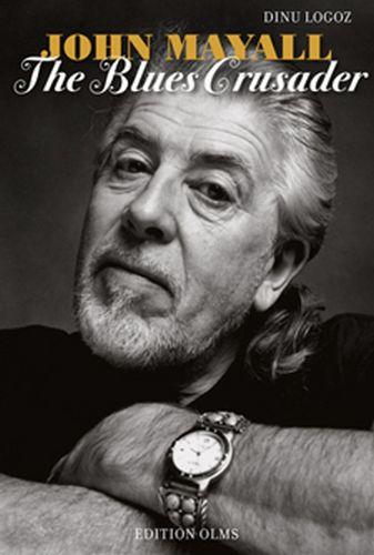 DINU LOGOZ, john mayall- the blues crusader cover