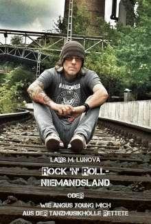 LARS M. LUNOVA, rock n´roll niemandsland cover
