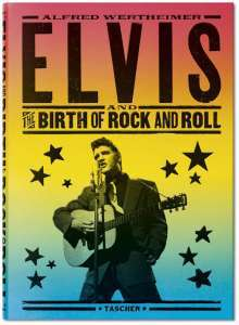 Cover ALFRED WERTHEIMER, elvis and the birth of rock n´roll