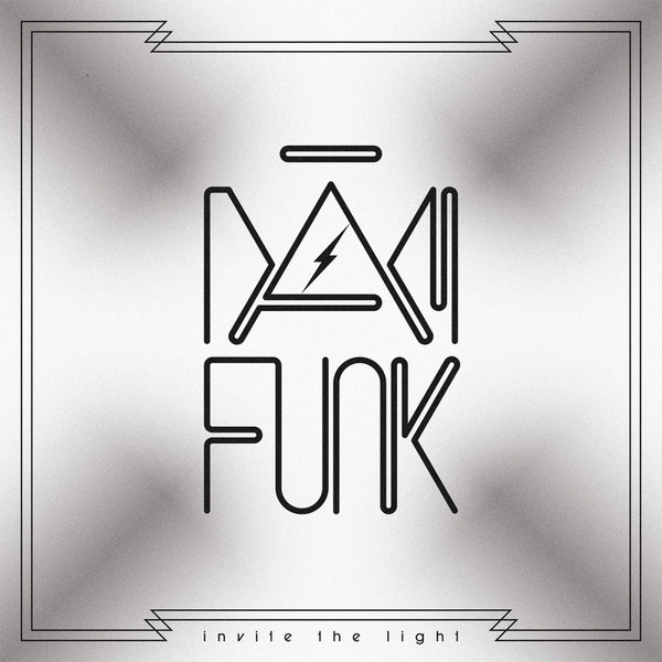 DAM-FUNK, invite the light cover
