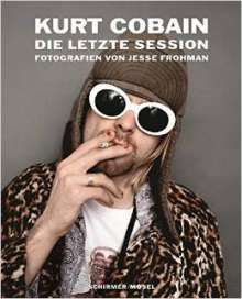 JON SAVAGE, kurt cobain- the last session cover