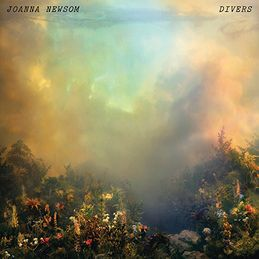Cover JOANNA NEWSOM, divers
