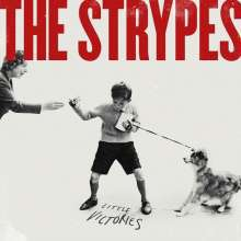 Cover STRYPES, little victories