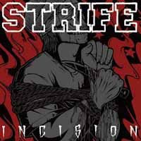 Cover STRIFE, incision