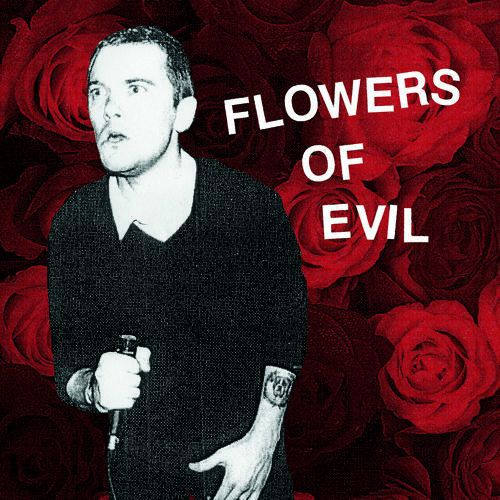 Cover FLOWERS OF EVIL, s/t