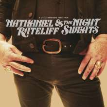 Cover NATHANIEL RATELIFF & THE NIGHT SWEATS, s/t