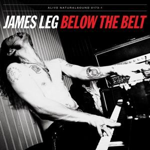 JAMES LEG, below the belt cover
