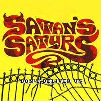 SATAN´S SATYRS, don´t deliver us cover