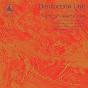 Cover DESTRUCTION UNIT, negative feedback resistor
