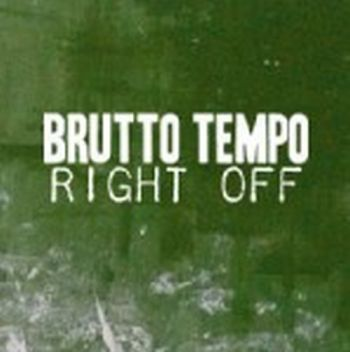 Cover BRUTTO TEMPO, right off
