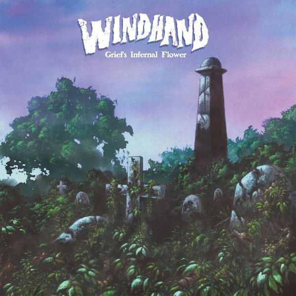 Cover WINDHAND, grief´s infernal flower (green vinyl)