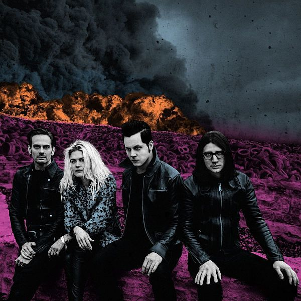 Cover DEAD WEATHER, dodge and burn