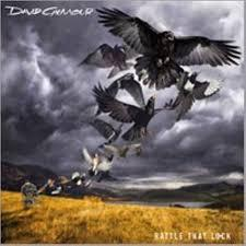 Cover DAVID GILMOUR, rattle that lock
