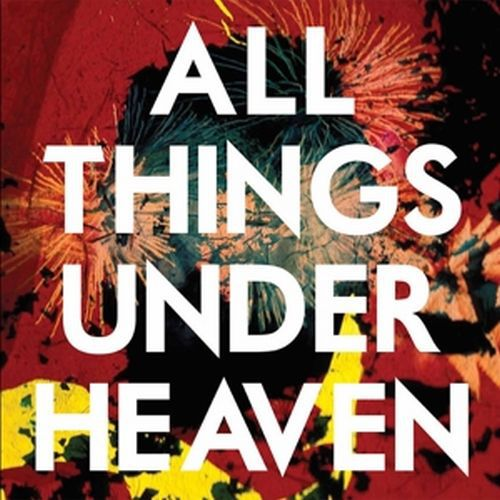 Cover ICARUS LINE, all things under heaven