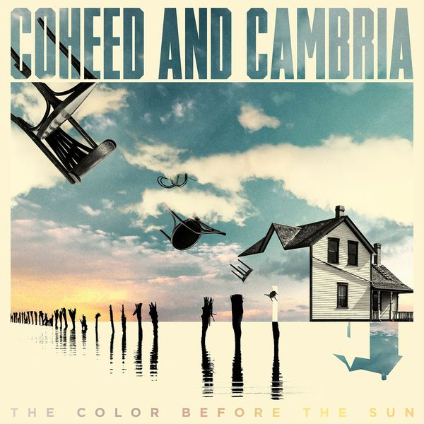 Cover COHEED AND CAMBRIA, the color before the sun