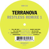 Cover TERRANOVA, restless remixe 1