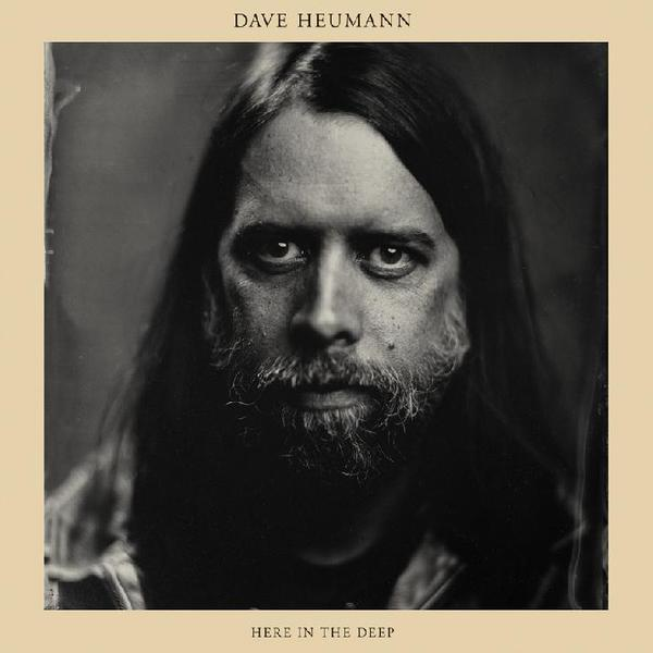 Cover DAVE HEUMANN (ARBOURETUM), here in the deep