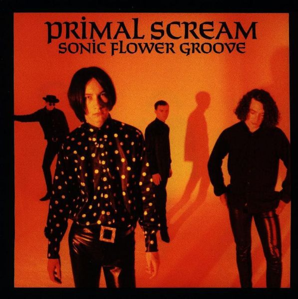Cover PRIMAL SCREAM, sonic flower groove