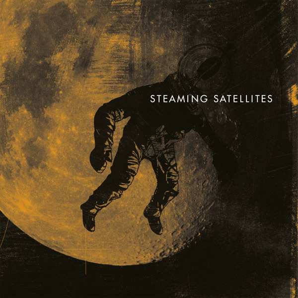 Cover STEAMING SATELLITES, s/t