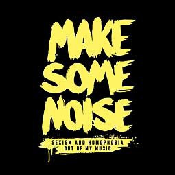 V/A, make some noise cover
