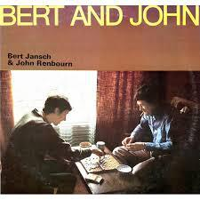 BERT JANSCH  & JOHN RENBOURN, bert & john cover