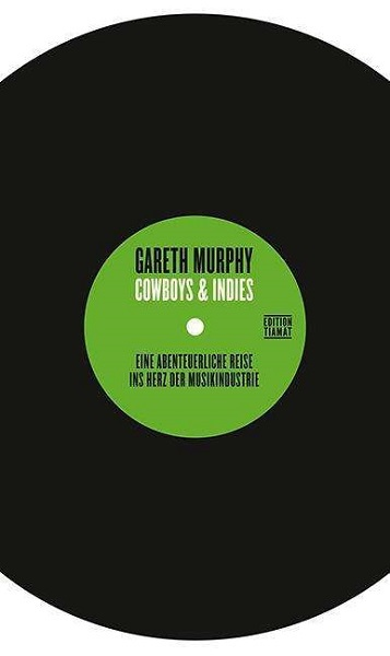 GARETH MURPHY, cowboys and indies cover