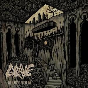 Cover GRAVE, out of respect for the dead