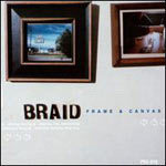 Cover BRAID, frames & canvas